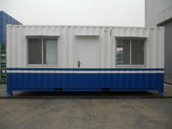 Salle de sécurité de la chambre de conteneur