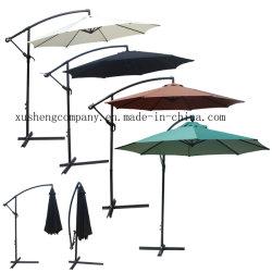 고품질 3m 강철 거는 정원 우산