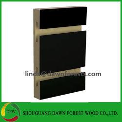 Farbe Slatwall MDF/Slotted des mit hoher Schreibdichte Kleber-E1 hölzerner MDF