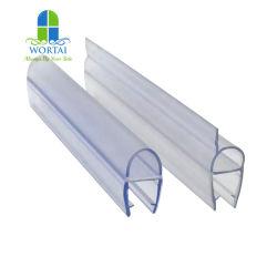 D forma junta de Banho / plásticos de PVC para duche Vedações da Porta