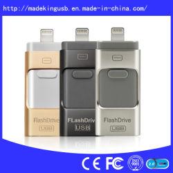 iPhone 및 휴대폰용 새로운 다기능 OTG USB 드라이버