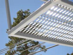 Для тяжелого режима работы Tec-Sieve расширенной металлический мостик / расширенной сетки мостика