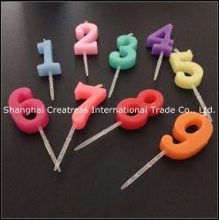 لون اللوستر مشرق ألوان مختلفة عدد عيد ميلاد موردين للبيع