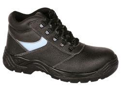 Натуральная кожа промышленные отрасли стали Toe безопасности специальную обувь для мужчин | Лучшие Workman сталь с металлическим мысом Ce обувь