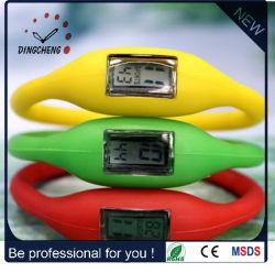 최신 판매 LED 시계, 손목 시계는 접촉 스크린 LED 가장 싼 시계 이온 시계를 엷게 한다
