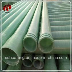 Hot Sales-Building material plástico reforzado con fibra de alta resistencia/tubo de cable de protección de la GRP