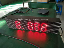 USB/WiFi Programmable P10 Rood/Groen/RGB Outdoor Advertising Gas Price Station LED Weergavescherm