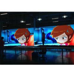 P6/P8/P10 SMD Outdoor vidéo transparent souple d'animation GIF signe de l'écran à affichage LED pour la publicité de panneaux