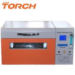 Refluxo de chumbo de azoto de bancada Forno de soldagem T200n para soldagem de PCB