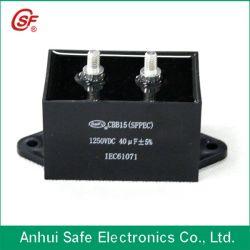 Постоянного тока конденсатора Cbb15 1200V высокая частота коммутации фильтр питания