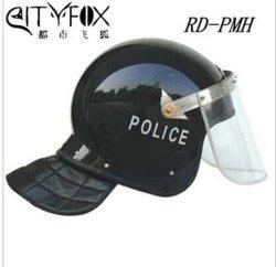 Anti-émeute à chaud en métal de la vente de casque/casque de contrôle de l'Émeute