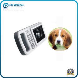 VET tragbarer digitaler Doppler-Ultraschall für tierische Ultraschall-Scanner