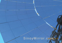 Hoja de espejo de alta reflectividad /Espejo Solar