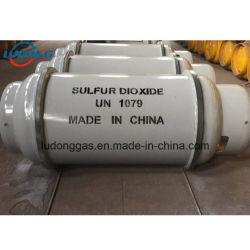 Le dioxyde de soufre (SO2 de gaz Gaz)