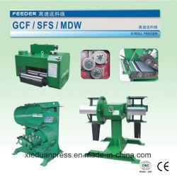 Roll Feeder GCF / SFS / mdw voor Power Press Machine