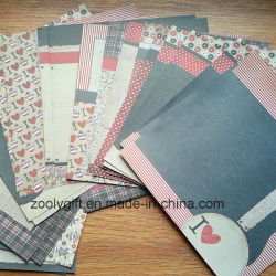 8 x 8 DIY Baby Printing Scrapbooking Paper Pack von 30
