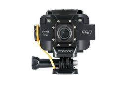 Soocoo Action 카메라 S80 방수 미니 비디오 빌드-인 WiFi 스포츠 카메라