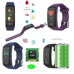 Hot Selling Electronics Armband Sleep Track Sport Smart Fitness-Armbanduhr E07