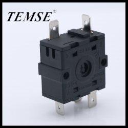 Wählelektrischer Mininocken-Steueruntersatz-Ventilator-Stufen-Universalität Dreh-Schalter