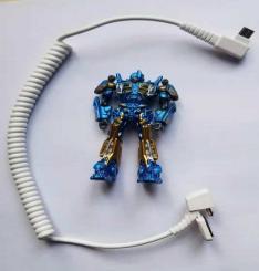 마이크로 USB 유형 C 진열대 Anti-Theft 경보 봄 선