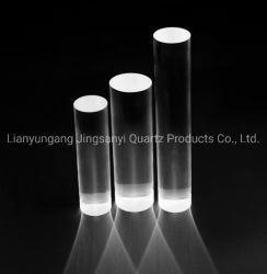Calefacción óptico de alta calidad la varilla de cristal de cuarzo.