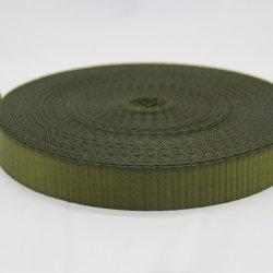 Commerce de gros nylon personnalisée /Polyester / PP/ sangle sangle pour vêtements de coton