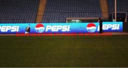 P3.91 P4.81 P5.95 P10 P16 stade sportif périmètre Affichage LED de bannière publicitaire