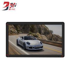 Leitor de publicidade LCD na parede interior 19 22 32 43 49 55 60 65 70 75 86 98 Polegadas Displayer Digital Signage