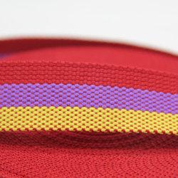 부대, 벨트 및 의복 부속품을%s PP/Nylon/Polyester 가죽 끈