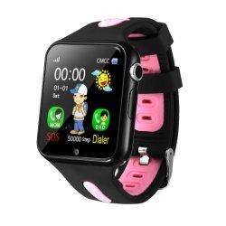 V5 3G SmartWatch GPS Tracker للأطفال Smart Watch ساعة GPS