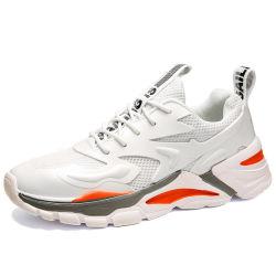 Stock utilisé en cuir hommes occasionnels de Sport Chaussures pour hommes