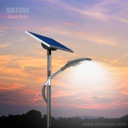 Xintong IP67セリウムのRoHS ISO9001公認80W 100W 110W 120Wランプの中国人の製造業者が付いている太陽LEDの屋外の街灯