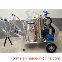 El vacío Pump-Typed móvil avanzado de la máquina de ordeño de vaca, cabra Nanny Camel