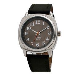 Horloge van het Kwarts van Japan van het Bewijs van het Water van mensen het Toevallige (HM1972)