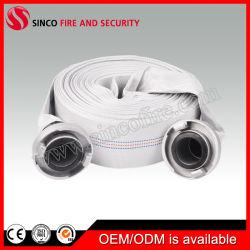 1-12 prezzo del tubo flessibile di combattimento dell'idrante antincendio del tubo flessibile della tela di canapa del PVC di pollice