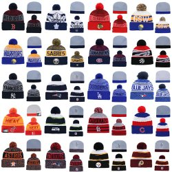 Commerce de gros de Hockey Baseball Basketball Football Snapback réglable Beanies Hat Cap