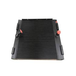 Professional Fabricant de la plaque et le rorqual commun Échangeur de chaleur fait sur mesure Fournisseur du radiateur
