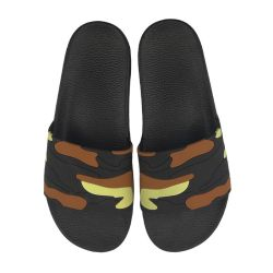 Ouvrez Toe sandale Fashion hommes designer des pantoufles, les pantoufles confortables hommes sandales occasionnels, de pantoufles de faire des hommes sandales étanche