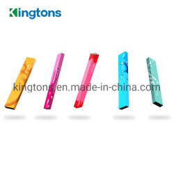 Levering voor doorverkoop 300 de Mini Beschikbare Pen Vape van Rookwolken voor Nic Zout