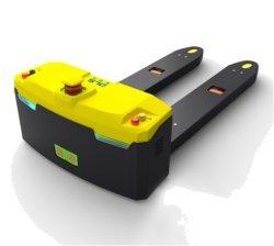 ハンドリングシステムソリューションを備えた自動ガイド付きマテリアル・ハンドリング・ロボット