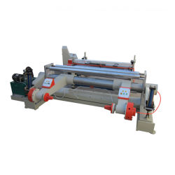 Automatisches Aufschlitzenund Rückspulenmaschinen-Papier