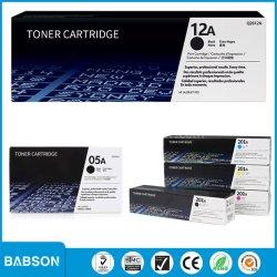 Comercio al por mayor 78A 85A 12A 05A 35A 36A 53A Cartucho de tóner HP Cartucho de tóner de impresora láser original