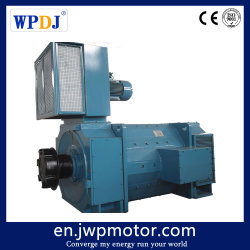 375kw 500HP 550V 1220rpm Brush DC Electric Motor