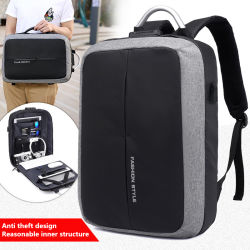 Новая метка Ryden стиле защиты от кражи ноутбука рюкзак сумки для мужчин