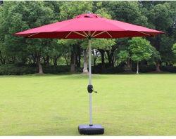 Oem Hot Sale Aluminium Frame Waterproof Outdoor Garden Parasol Zonneparaplu Meubilair
