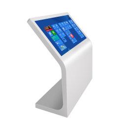 """Aiyos nuova L disegno ha personalizzato """" chiosco di informazioni dello schermo dell'affissione a cristalli liquidi 55 per il centro commerciale/Banca/aeroporto/ospedale"""
