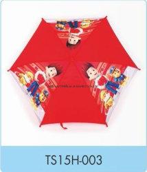 Cadeau de mode de haute qualité directement Sun/pluie Parapluie de golf, le renforcement de la Double nervures, poignée en plastique