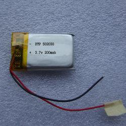 452030 200mAh Batterie au lithium-polymère souple