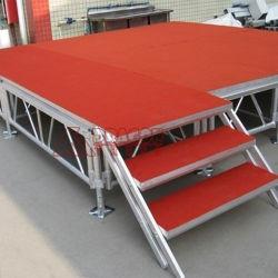 Konzert-Stadiums-Geräten-Aluminiumstadiums-bewegliches bewegliches Stadium