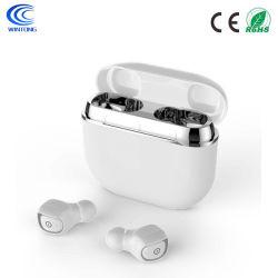 Stilvoller Sport Tws MiniBluetooth Kopfhörer-Kopfhörer mit aufladenkasten